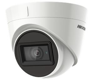 DS-2CE78U7T-IT3F(3.6mm) 8MP Ultra-low Light DOME kamera TurboHD; 4v1; WDR 130dB+EXIR; IP67; obj. 3,6mm