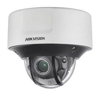 IP DOME kamera 8MPix; WDR 120dB; PoE; motorzoom; Heater