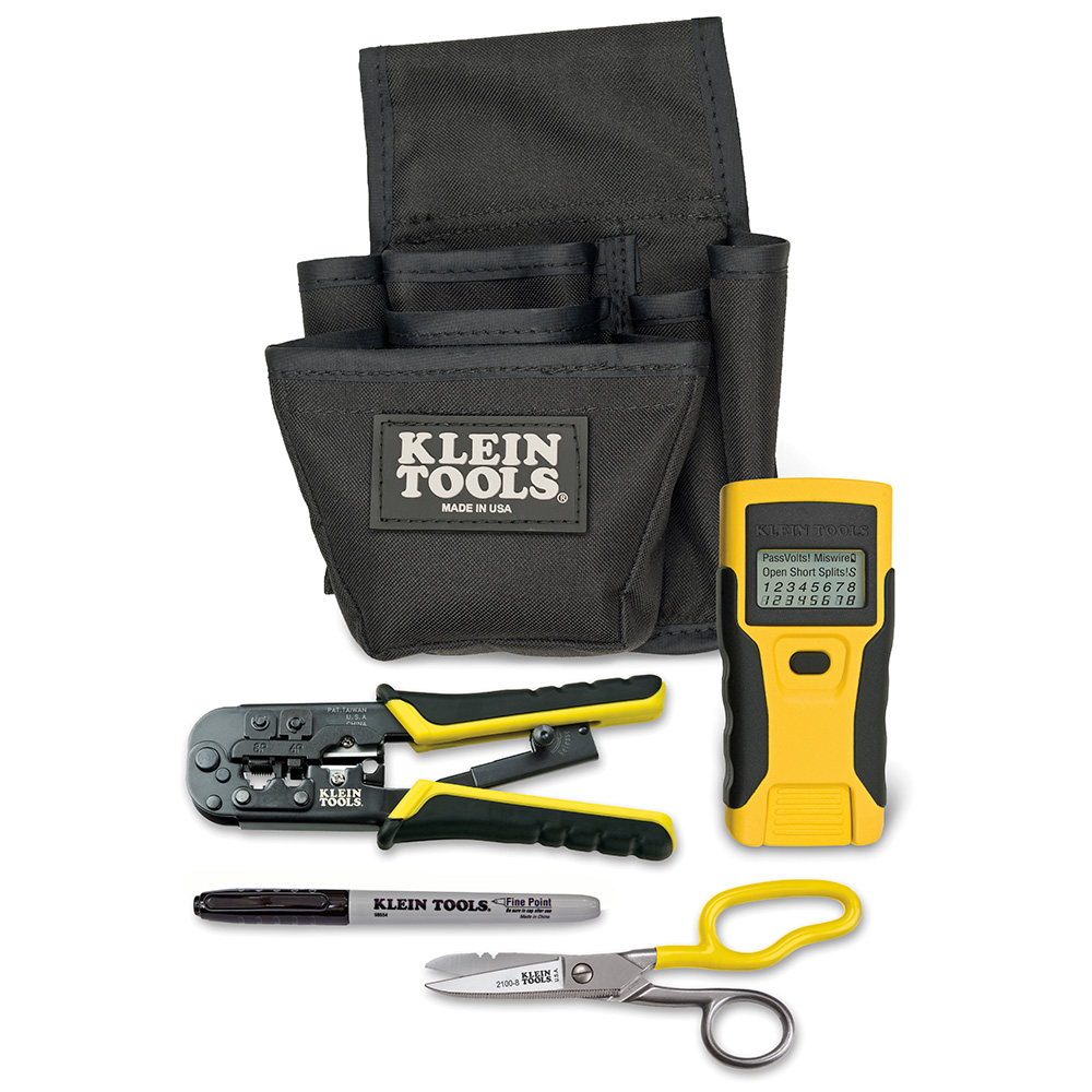 LAN Installer Starter Kit Modular KLEIN TOOLS