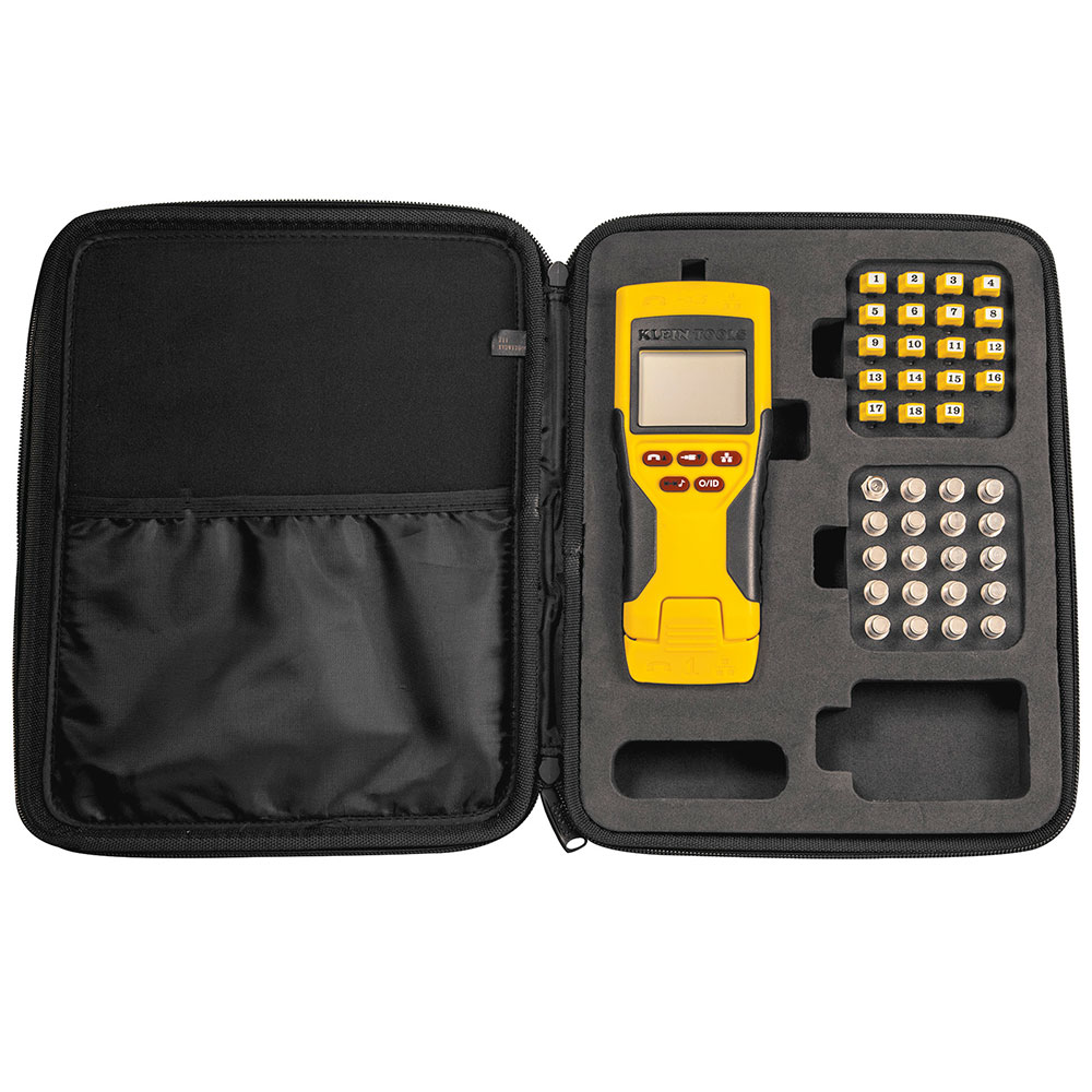 LAN TESTER - VDV Scout® Pro 2 LT Tester and Remote Kit - KLEIN TOOLS